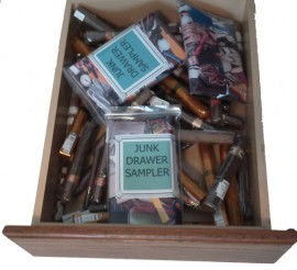 Junk Drawer 5-pack Cigar Sampler
