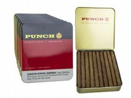 Tins Punch Cigarillos (10 tins of 20 cigars)